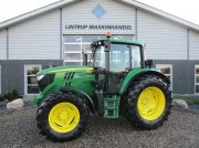 John Deere 6125M Velholdt en ejers traktor Ciągnik