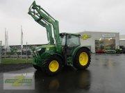 John Deere 6125R + H340 Traktor