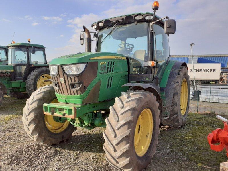 Traktor des Typs John Deere 6125R, Gebrauchtmaschine in LES TOUCHES (Bild 1)
