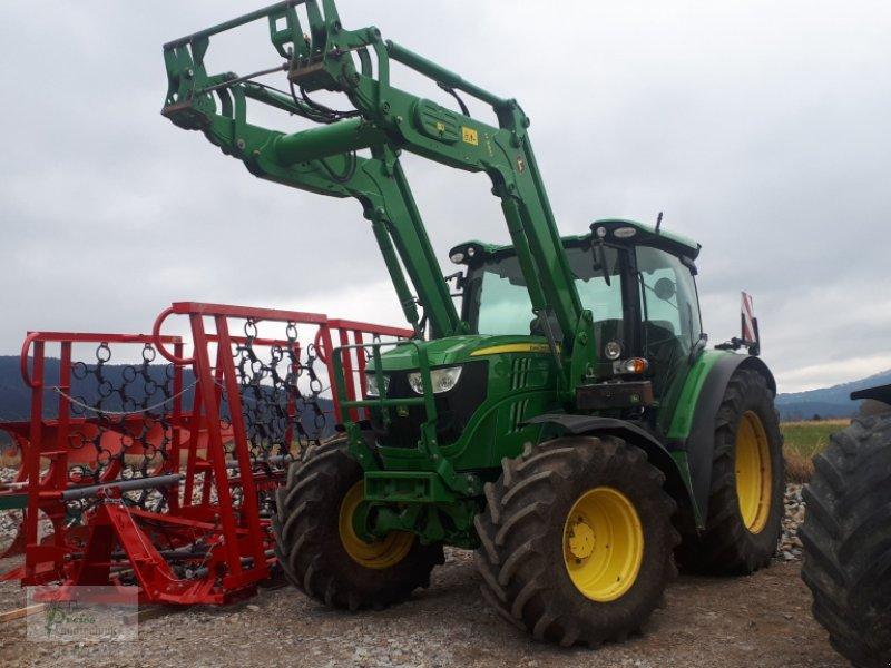 Traktor типа John Deere 6125R, Gebrauchtmaschine в Bad Kötzting (Фотография 1)