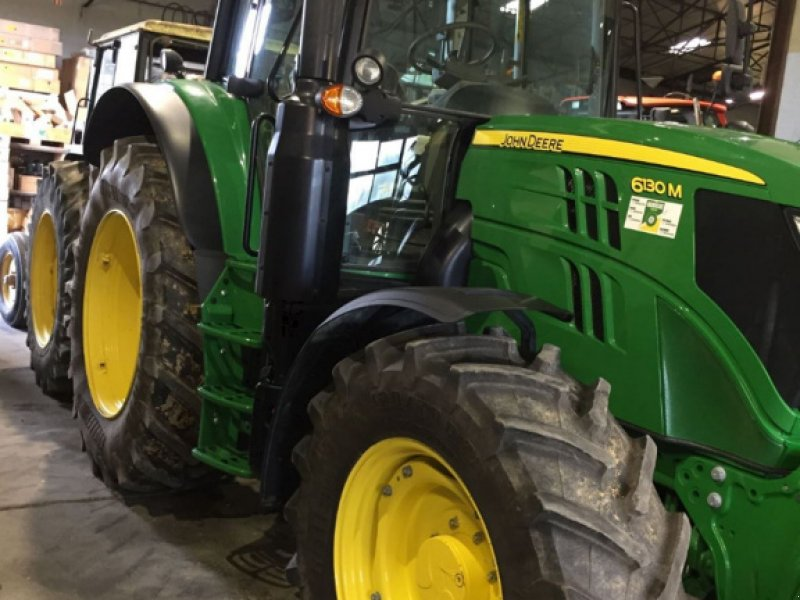 Traktor des Typs John Deere 6130 M, Gebrauchtmaschine in Realmont (Bild 1)