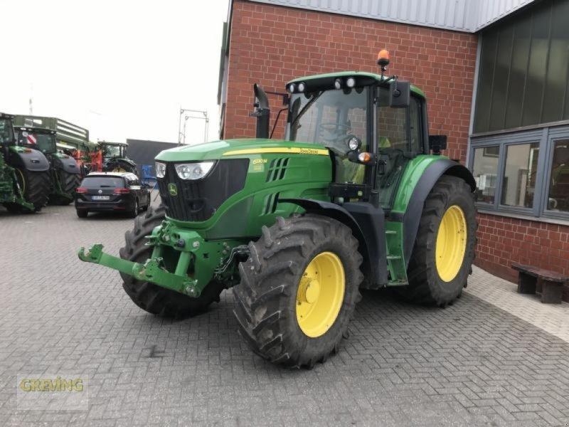 Traktor des Typs John Deere 6130 M, Gebrauchtmaschine in Ahaus (Bild 1)