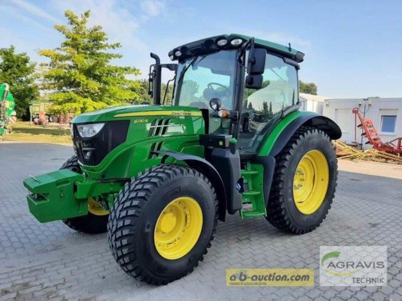 Traktor des Typs John Deere 6130 R AUTO POWR, Gebrauchtmaschine in Calbe / Saale (Bild 1)