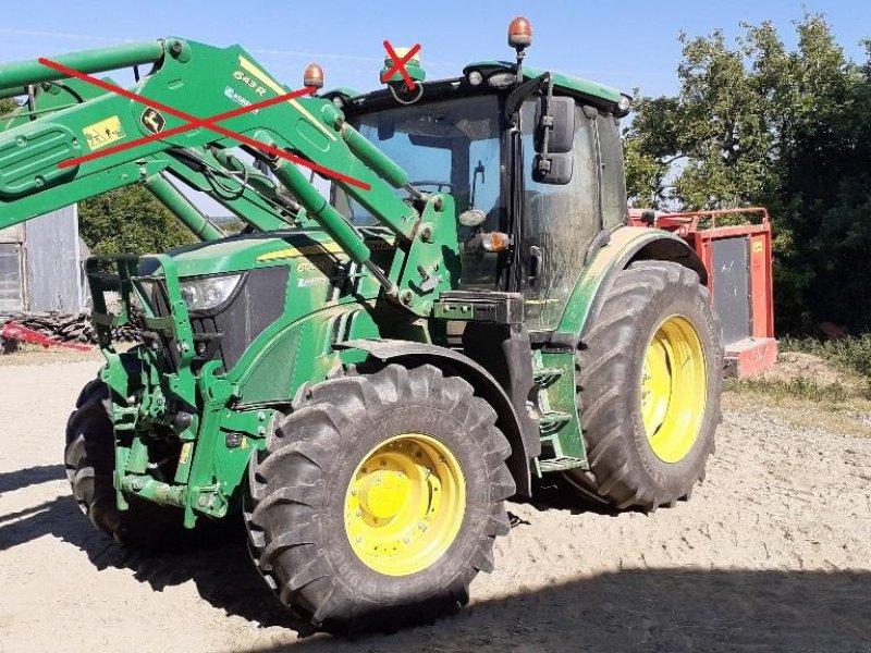 Traktor des Typs John Deere 6130 R COMMAND PRO, Gebrauchtmaschine in BEAUPREAU (Bild 1)