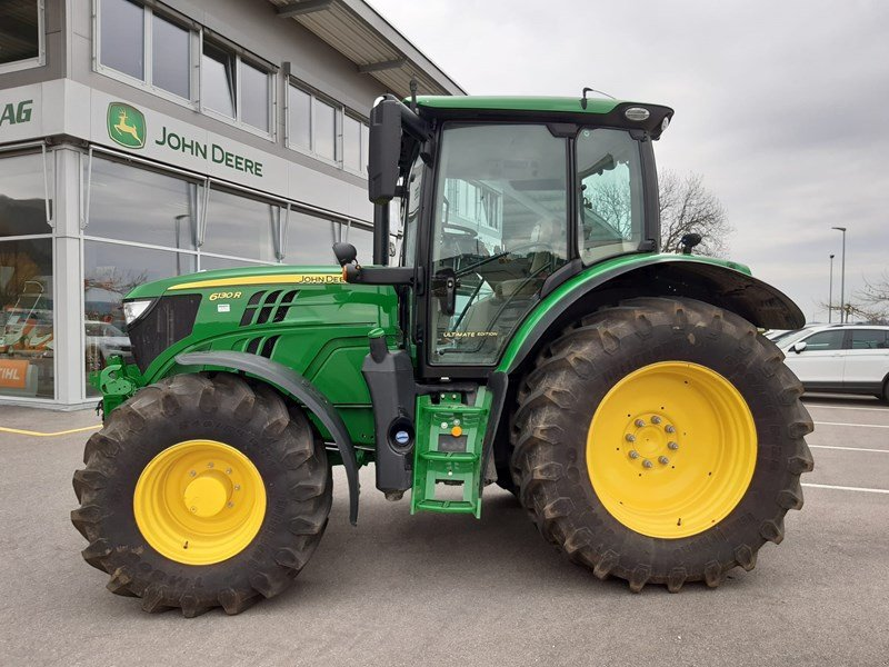 Traktor des Typs John Deere 6130 R CommandPro, Vorführmaschine in Lengnau (Bild 1)