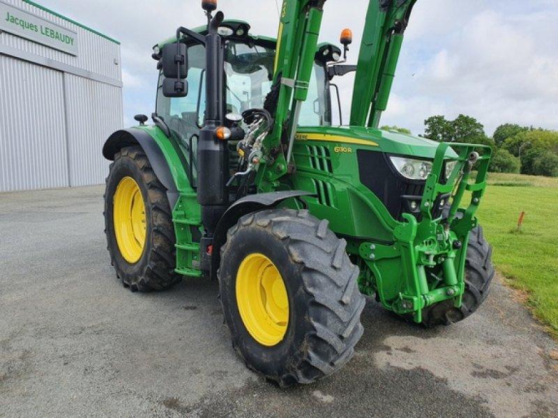 Traktor des Typs John Deere 6130 R, Gebrauchtmaschine in DOMFRONT (Bild 1)