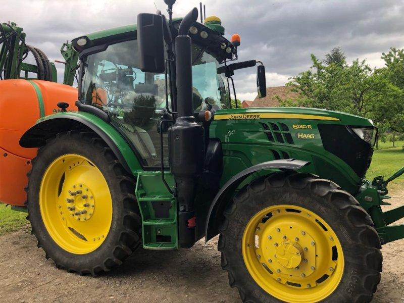 Traktor des Typs John Deere 6130 R, Gebrauchtmaschine in VOLGELSHEIM (Bild 1)