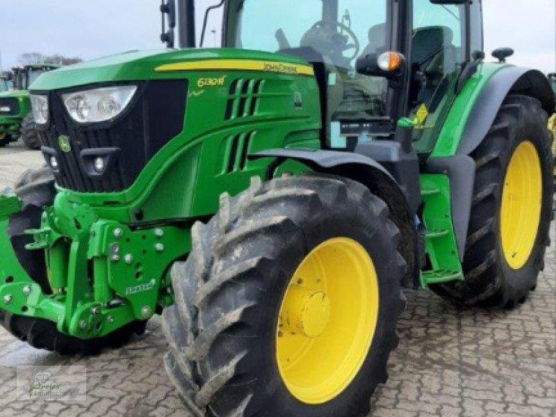 Traktor des Typs John Deere 6130 R, Gebrauchtmaschine in Bad Kötzting (Bild 1)