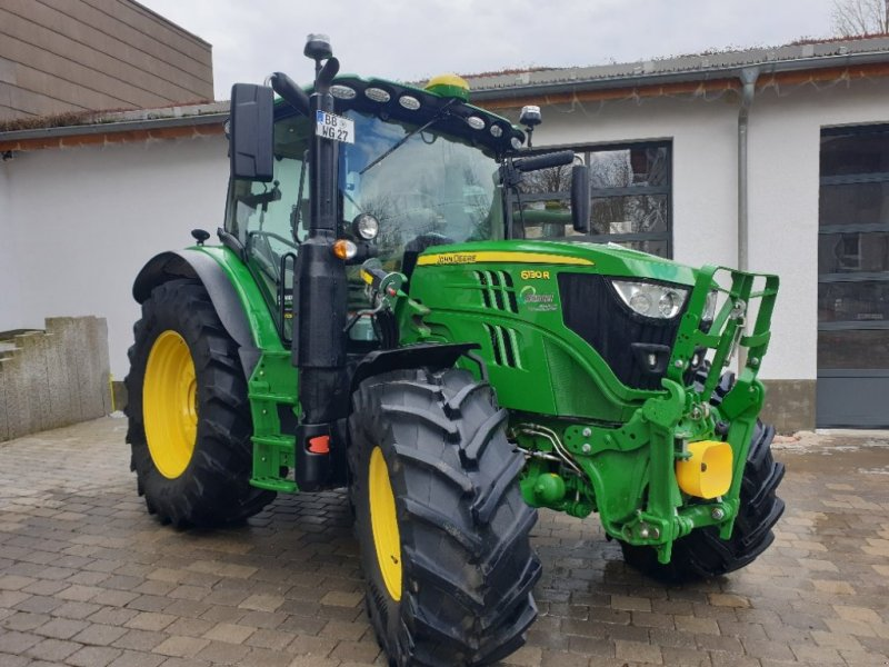 Traktor des Typs John Deere 6130 R, Gebrauchtmaschine in Herrenberg (Bild 1)