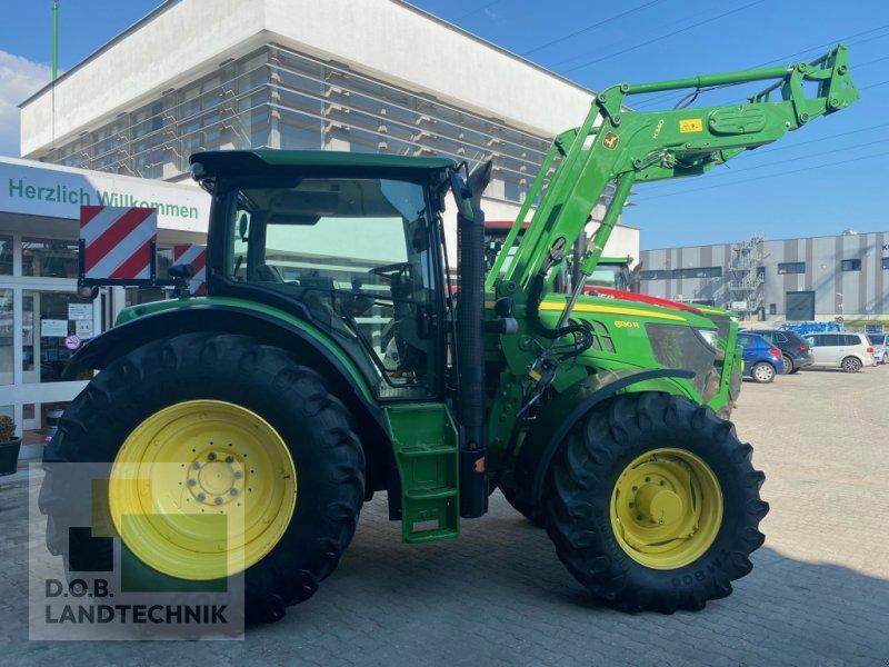 Traktor des Typs John Deere 6130 R, Gebrauchtmaschine in Regensburg (Bild 1)