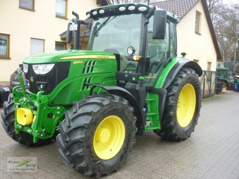 Traktor a típus John Deere 6130 R, Gebrauchtmaschine ekkor: 91257 Pegnitz-Bronn (Kép 1)