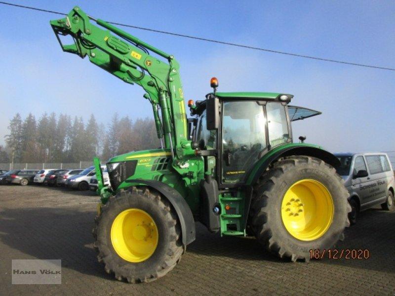 Traktor des Typs John Deere 6130 R, Gebrauchtmaschine in Soyen (Bild 1)