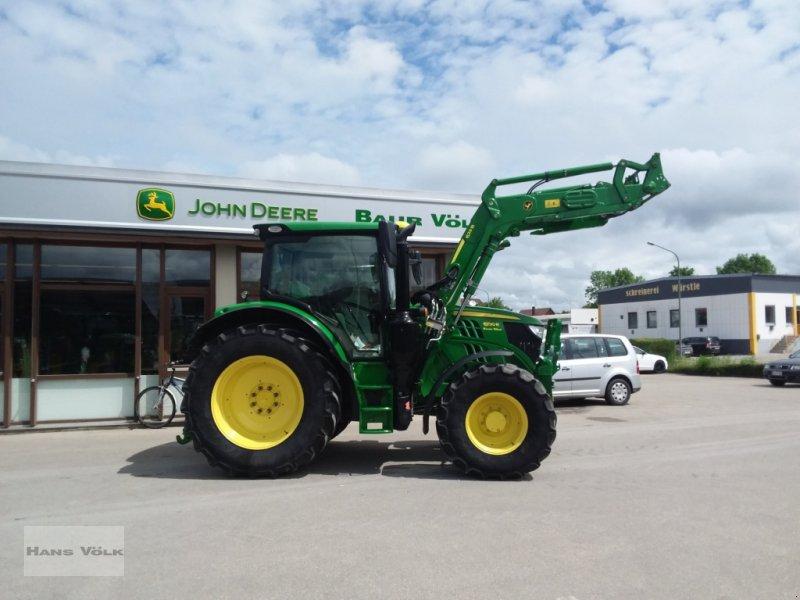 Traktor des Typs John Deere 6130 R, Gebrauchtmaschine in Schwabmünchen (Bild 1)