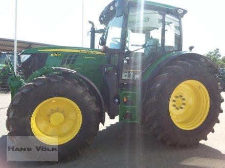 Traktor des Typs John Deere 6130 R, Gebrauchtmaschine in Schwabmünchen (Bild 4)