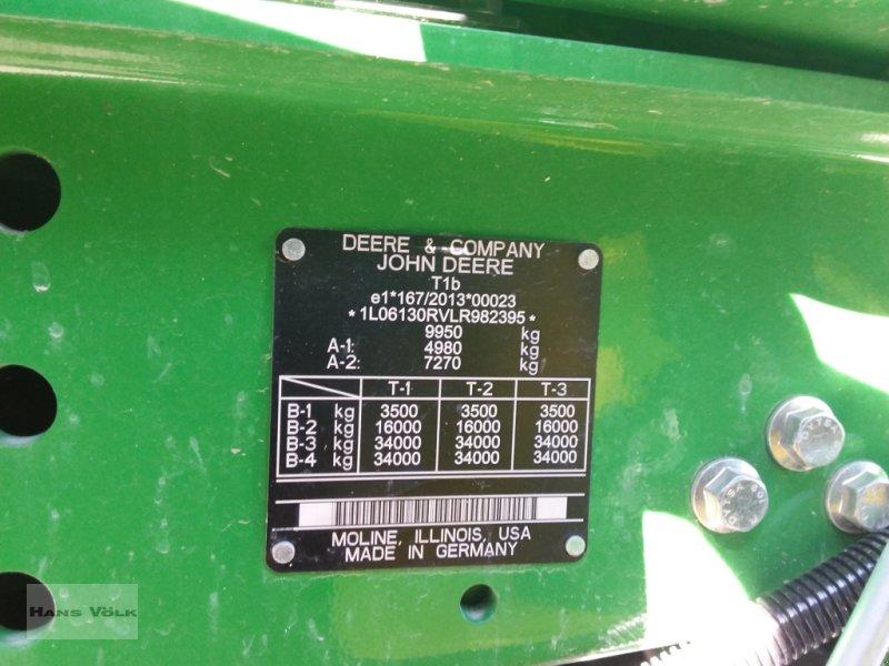 Traktor des Typs John Deere 6130 R, Gebrauchtmaschine in Schwabmünchen (Bild 14)