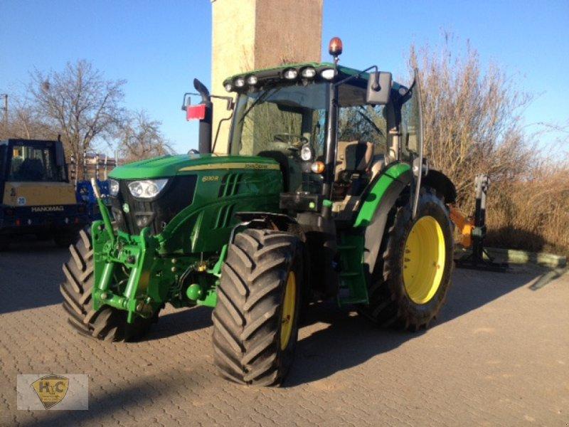 Traktor des Typs John Deere 6130 R, Gebrauchtmaschine in Willanzheim (Bild 1)