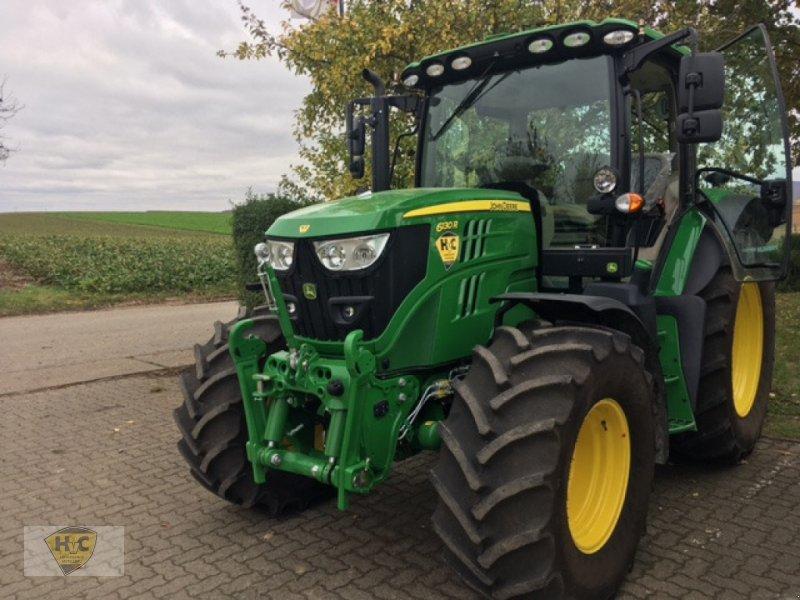 Traktor типа John Deere 6130 R, Gebrauchtmaschine в Willanzheim (Фотография 1)