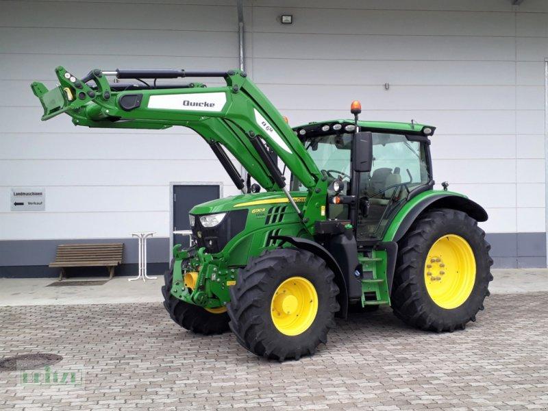 Traktor des Typs John Deere 6130 R, Gebrauchtmaschine in Bruckmühl (Bild 1)