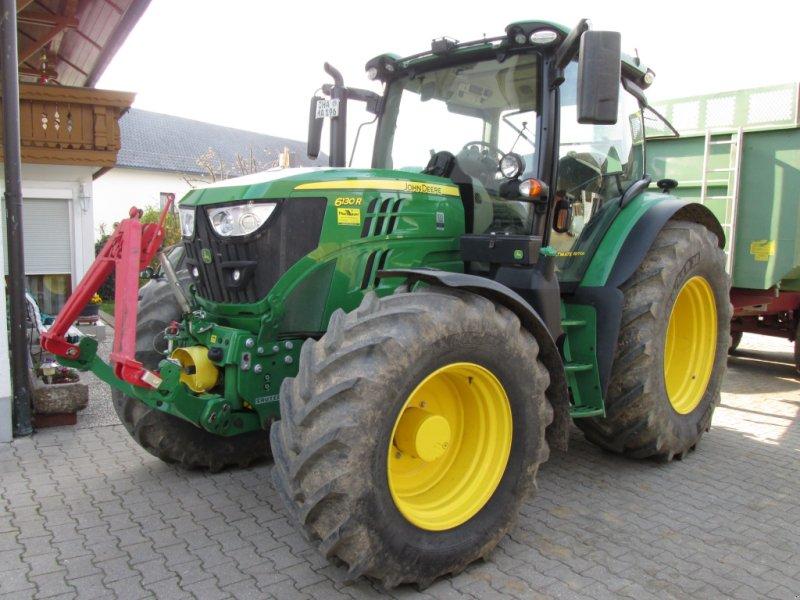 Traktor типа John Deere 6130 R, Gebrauchtmaschine в Miltach (Фотография 1)