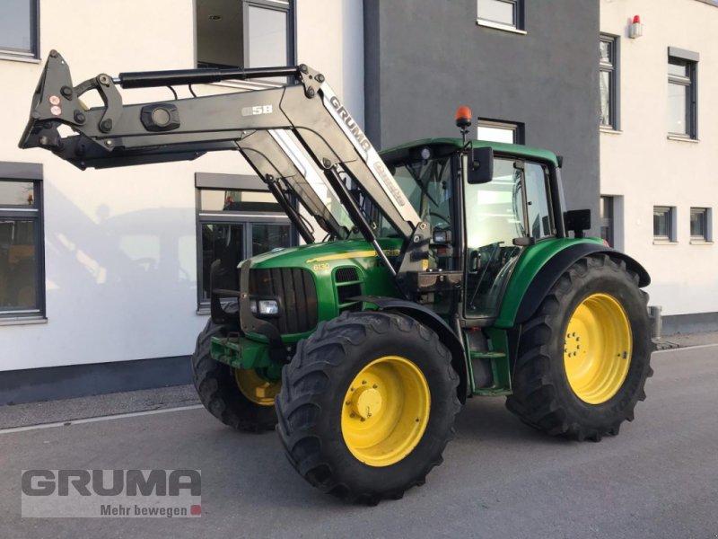 Traktor des Typs John Deere 6130, Gebrauchtmaschine in Friedberg-Derching (Bild 1)