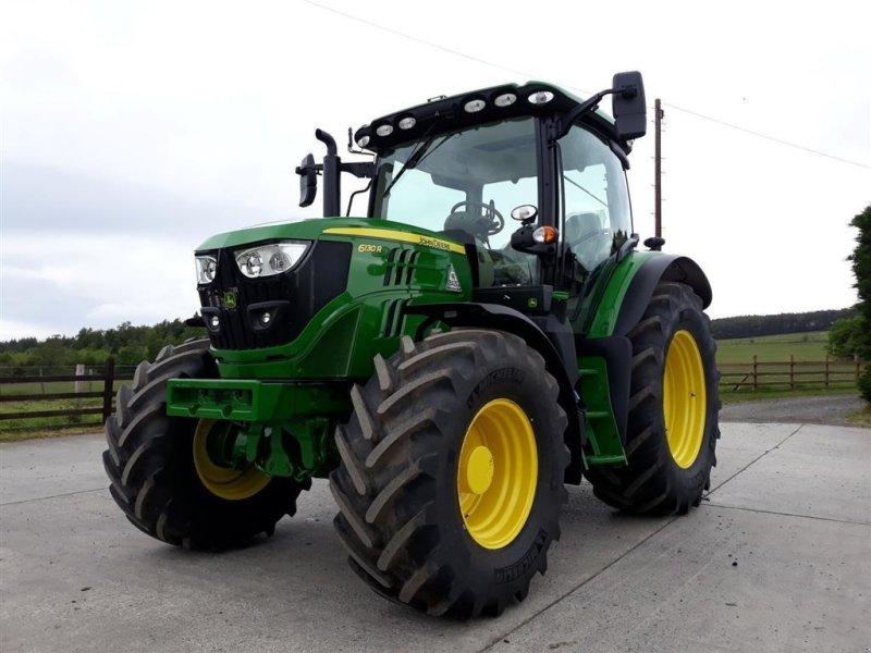 Traktor des Typs John Deere 6130R Autoquad Plus, Gebrauchtmaschine in Toftlund (Bild 1)
