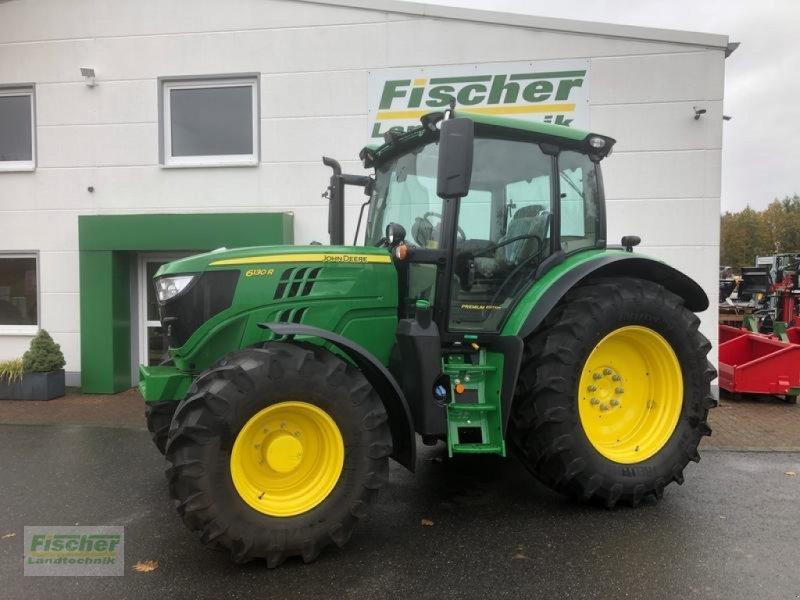 Traktor типа John Deere 6130R, Gebrauchtmaschine в Kroppach (Фотография 1)