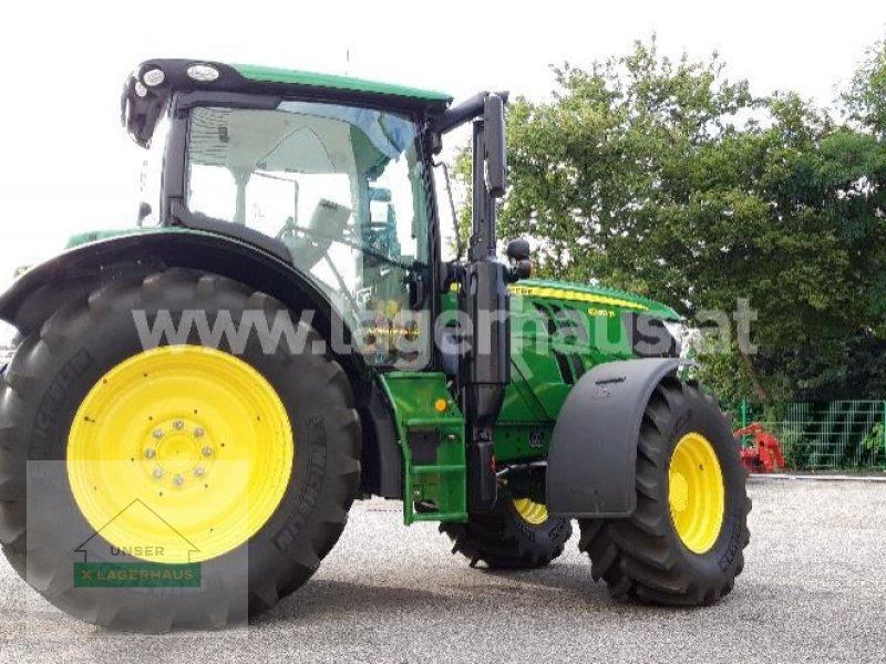 Traktor des Typs John Deere 6130R, Vorführmaschine in Aschbach (Bild 1)