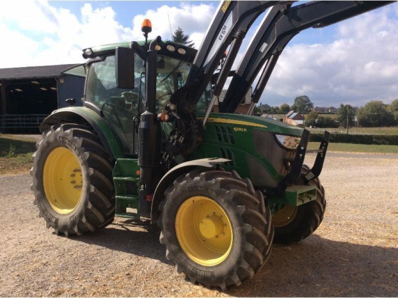 Traktor des Typs John Deere 6130R, Gebrauchtmaschine in Wargnies Le Grand (Bild 1)