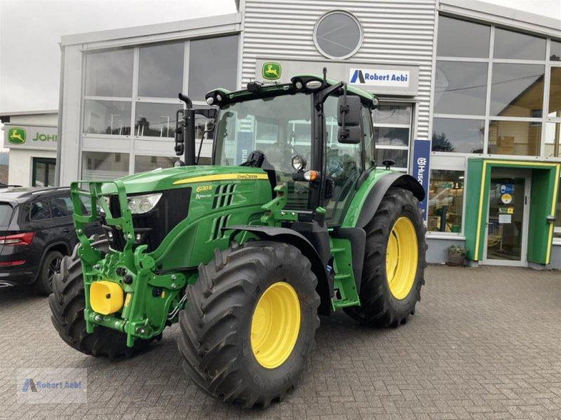 Traktor des Typs John Deere 6130R, Neumaschine in Hillesheim (Bild 1)