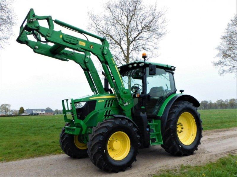 Traktor des Typs John Deere 6130R, Gebrauchtmaschine in Staphorst (Bild 1)