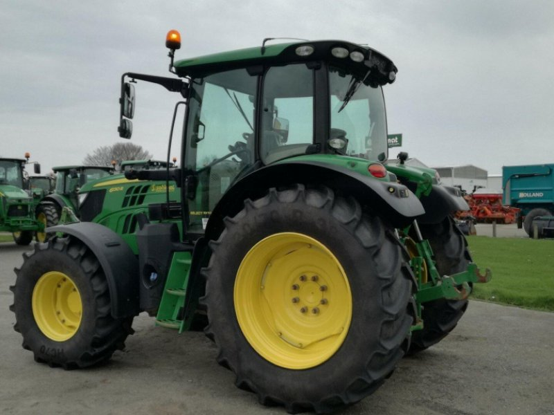 Traktor des Typs John Deere 6130R, Gebrauchtmaschine in Pencran (Bild 1)