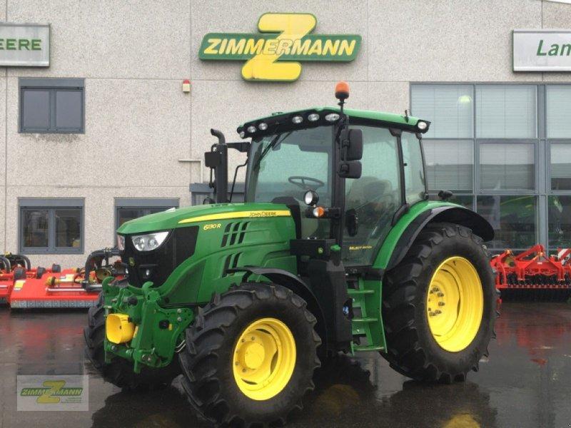 Traktor des Typs John Deere 6130R, Gebrauchtmaschine in Euskirchen (Bild 1)