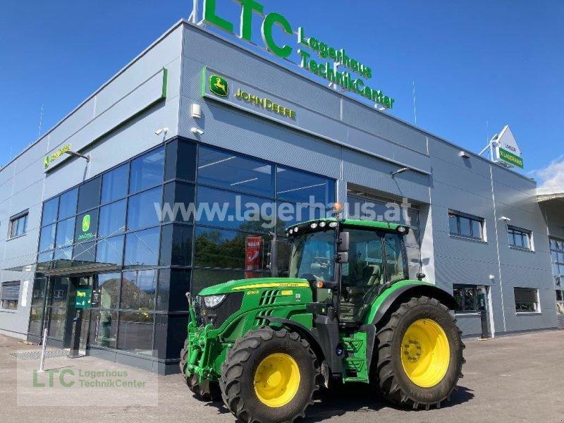 Traktor типа John Deere 6130R, Gebrauchtmaschine в Eggendorf (Фотография 1)