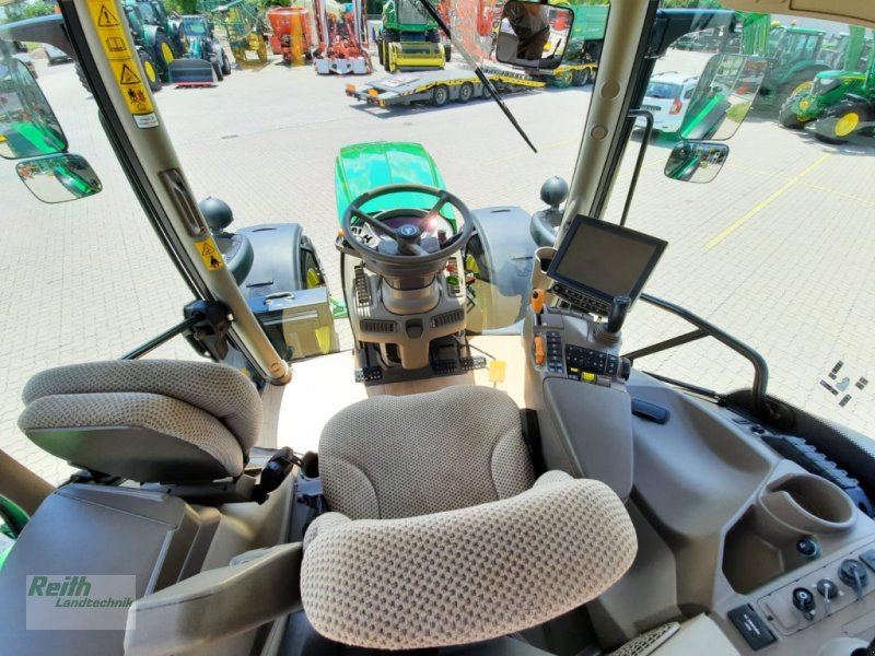 Traktor типа John Deere 6135 R, Gebrauchtmaschine в Langweid am Lech  (Фотография 7)