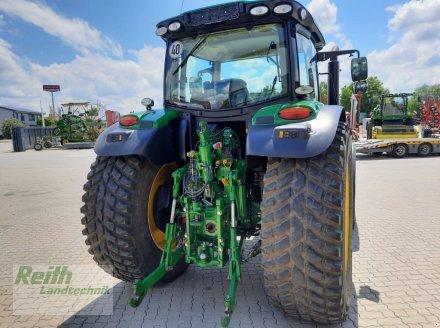 Traktor типа John Deere 6135 R, Gebrauchtmaschine в Langweid am Lech  (Фотография 4)