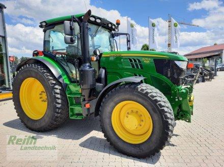 Traktor типа John Deere 6135 R, Gebrauchtmaschine в Langweid am Lech  (Фотография 3)