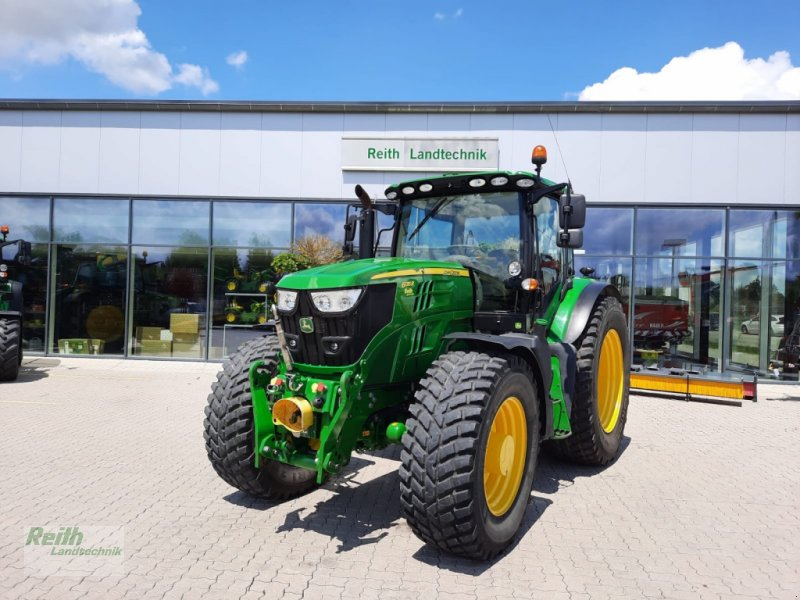 Traktor типа John Deere 6135 R, Gebrauchtmaschine в Langweid am Lech  (Фотография 1)