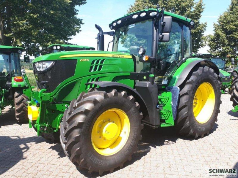 Traktor a típus John Deere 6135R, Neumaschine ekkor: Aspach (Kép 1)