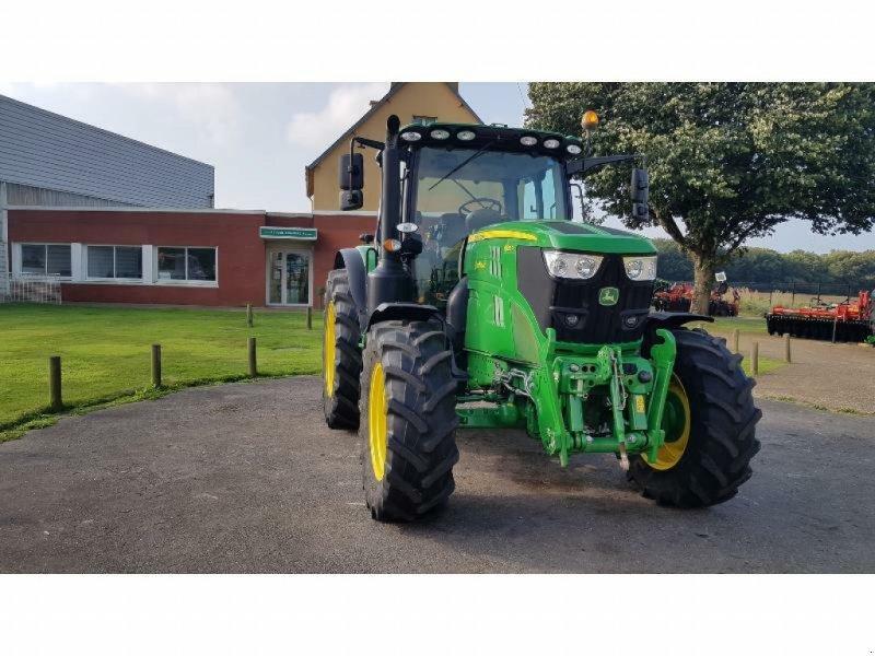 Traktor tip John Deere 6135R, Gebrauchtmaschine in Pencran (Poză 1)