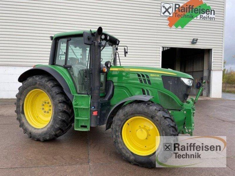 Traktor des Typs John Deere 6140 M, Gebrauchtmaschine in Ebeleben (Bild 5)