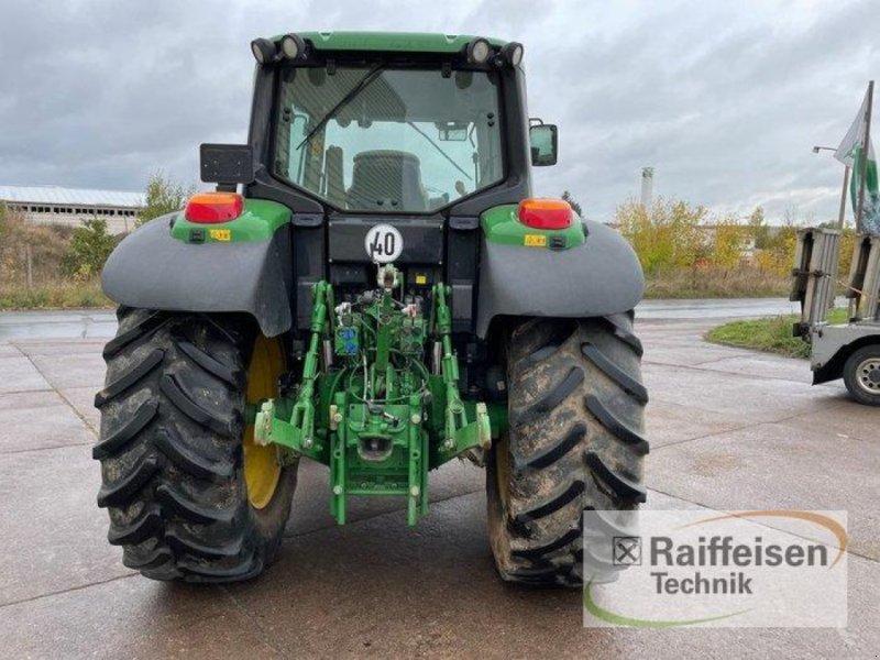 Traktor des Typs John Deere 6140 M, Gebrauchtmaschine in Ebeleben (Bild 6)