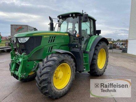 Traktor des Typs John Deere 6140 M, Gebrauchtmaschine in Ebeleben (Bild 1)