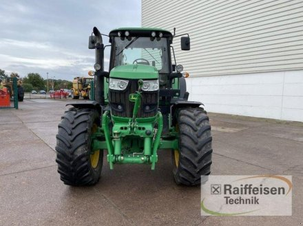 Traktor des Typs John Deere 6140 M, Gebrauchtmaschine in Ebeleben (Bild 3)