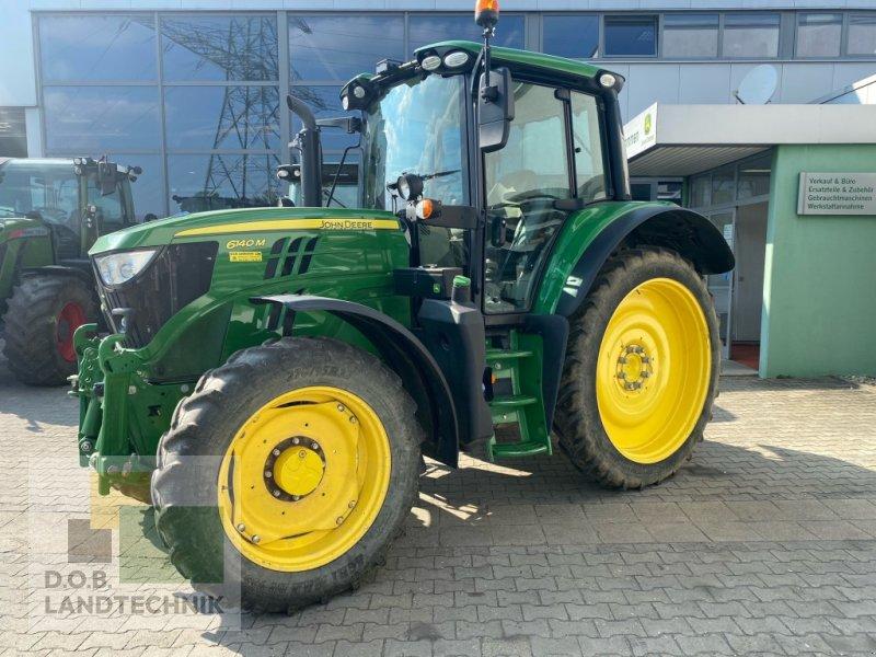 Traktor des Typs John Deere 6140 M, Gebrauchtmaschine in Regensburg (Bild 1)