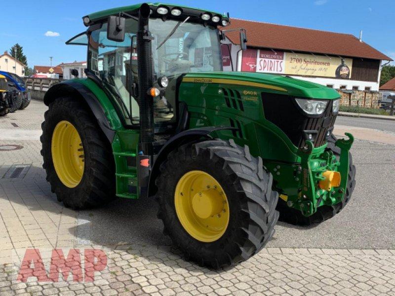 Traktor des Typs John Deere 6140 R, Gebrauchtmaschine in Teising (Bild 1)
