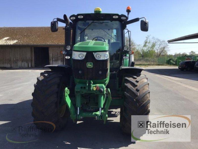 Traktor des Typs John Deere 6140 R, Gebrauchtmaschine in Ebeleben (Bild 1)