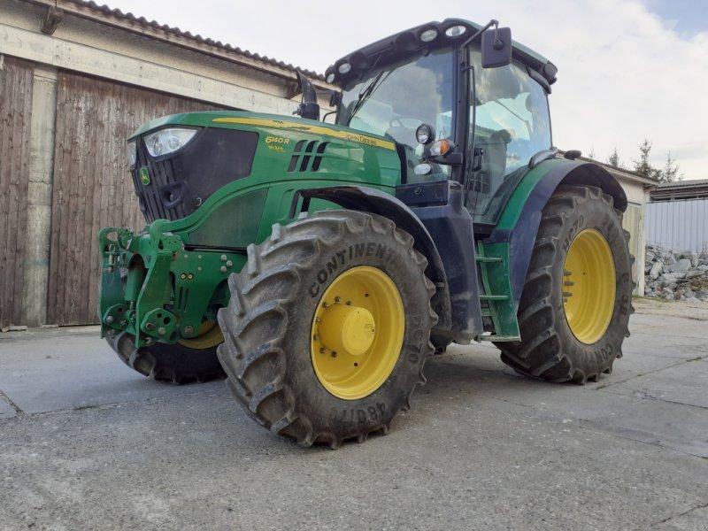 Traktor des Typs John Deere 6140 R, Gebrauchtmaschine in Bachhagel (Bild 1)