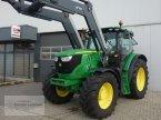 Traktor типа John Deere 6140R DD Q75 Frontlader в Borken