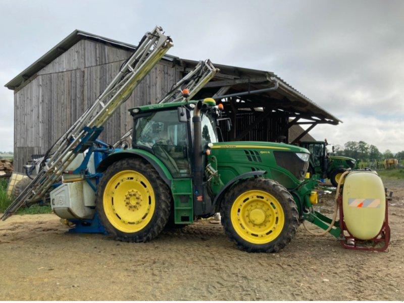 Traktor типа John Deere 6140R, Gebrauchtmaschine в CORMENON (Фотография 1)