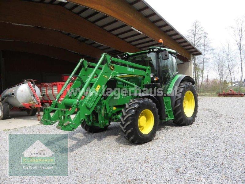 Traktor des Typs John Deere 6140R, Gebrauchtmaschine in Hofkirchen (Bild 1)